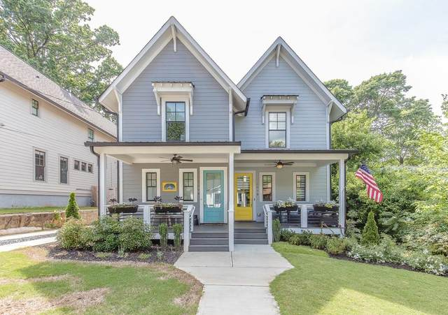 189 Stovall Street SE B, Atlanta, GA 30316 (MLS #6700788) :: The Zac Team @ RE/MAX Metro Atlanta