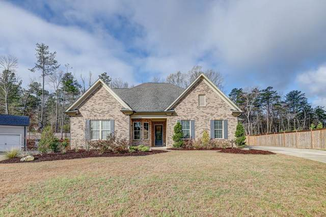 1599 Copperleaf Court NW, Kennesaw, GA 30152 (MLS #6700795) :: Path & Post Real Estate