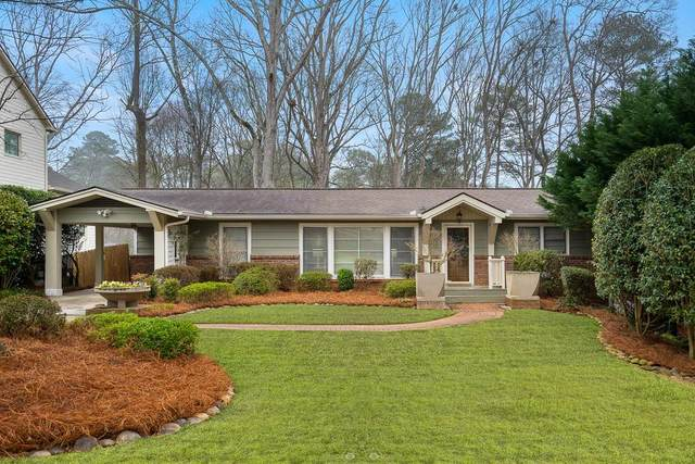 3619 London Road, Chamblee, GA 30341 (MLS #6700800) :: Rock River Realty