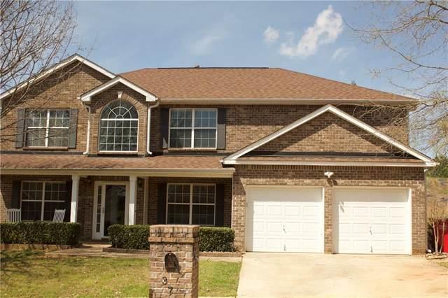 3712 Fremont Drive, Ellenwood, GA 30294 (MLS #6700807) :: Team RRP   Keller Knapp, Inc.