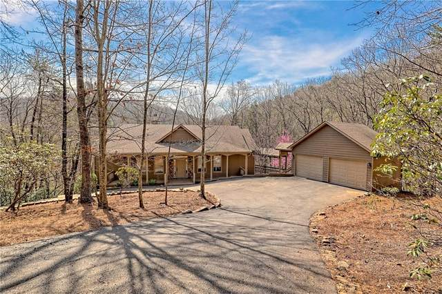 185 Crested Fern Lane, Big Canoe, GA 30143 (MLS #6700813) :: Path & Post Real Estate