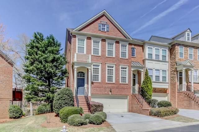 1651 Wehunt Place #12, Smyrna, GA 30082 (MLS #6700837) :: North Atlanta Home Team