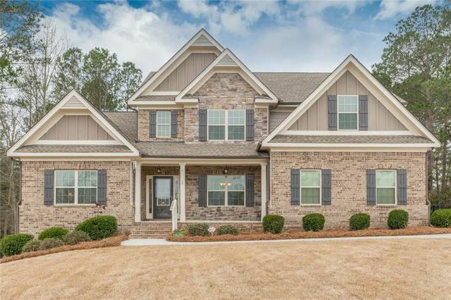 1362 Silver Thorne Court, Loganville, GA 30052 (MLS #6700844) :: Charlie Ballard Real Estate