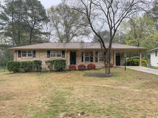 2855 Arrow Creek Drive, Atlanta, GA 30341 (MLS #6700864) :: North Atlanta Home Team