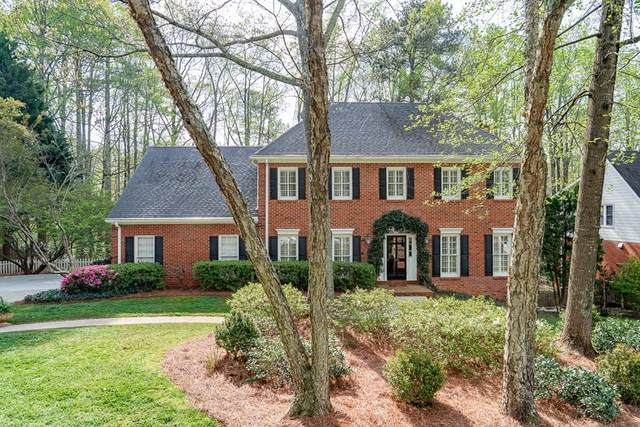 870 Birds Mill SE, Marietta, GA 30067 (MLS #6700892) :: Path & Post Real Estate