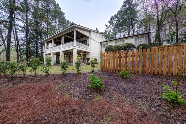 411 Valley Green Drive NE, Atlanta, GA 30342 (MLS #6700901) :: Dillard and Company Realty Group