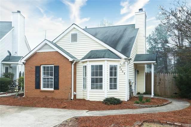2608 Saint Charles Lane, Kennesaw, GA 30144 (MLS #6700911) :: Path & Post Real Estate