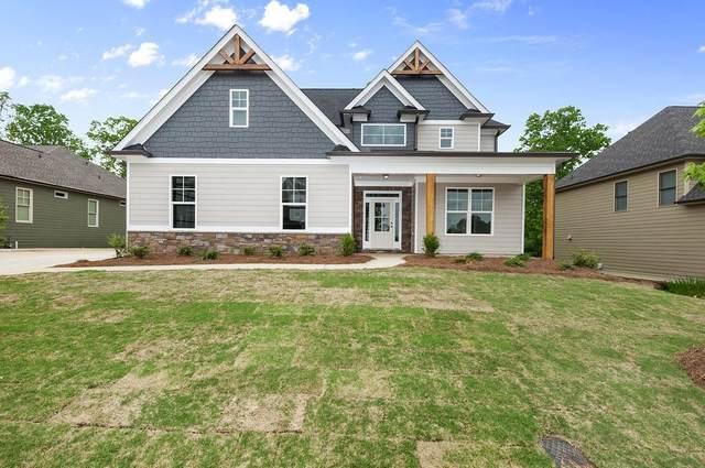 10 Greystone Way, Cartersville, GA 30120 (MLS #6700974) :: The Heyl Group at Keller Williams