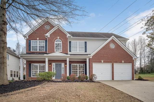 1869 Canoe Ridge NW, Kennesaw, GA 30152 (MLS #6700986) :: Path & Post Real Estate