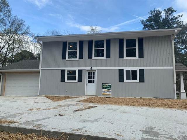 2315 Hillside Road, Riverdale, GA 30296 (MLS #6701048) :: North Atlanta Home Team