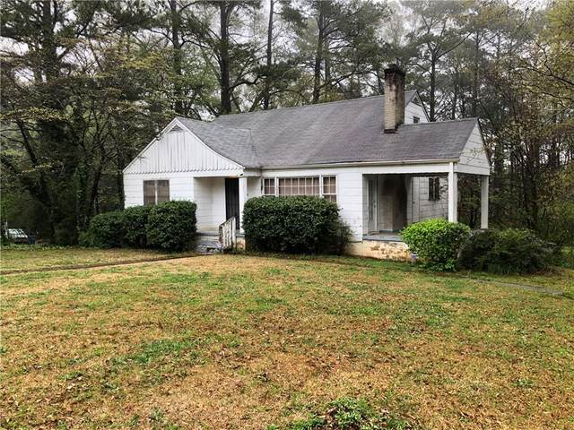 2110 Meador Avenue SE, Atlanta, GA 30315 (MLS #6701089) :: RE/MAX Prestige