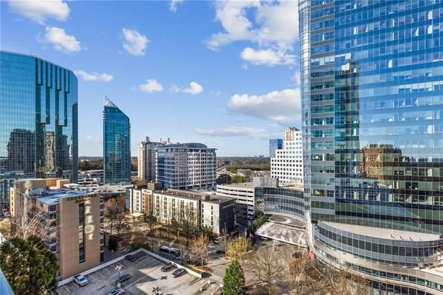 3324 Peachtree Road NE #1213, Atlanta, GA 30326 (MLS #6701093) :: RE/MAX Prestige