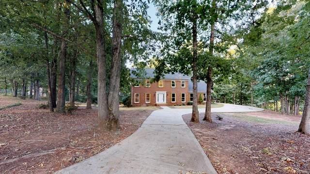 1240 Vineyard Drive SE, Conyers, GA 30013 (MLS #6701099) :: North Atlanta Home Team