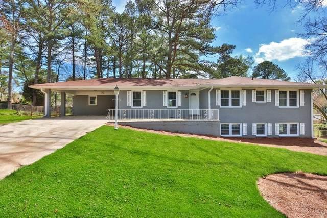 5584 Laurel Lane NW, Lilburn, GA 30047 (MLS #6701100) :: Path & Post Real Estate