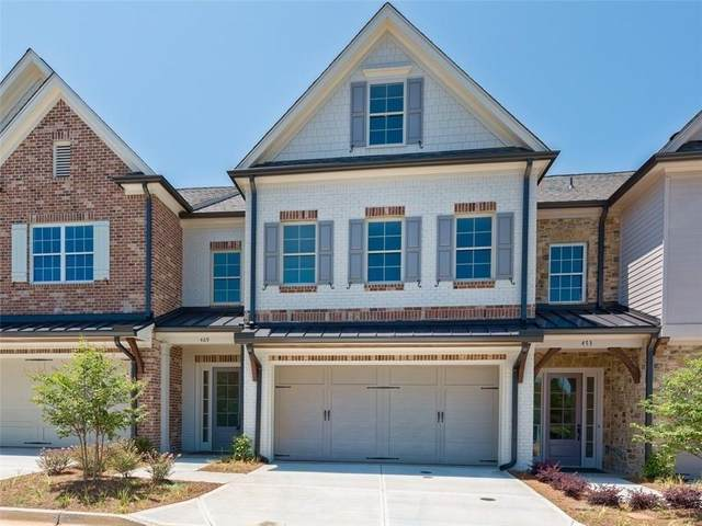 529 NW Springer Bend #52, Marietta, GA 30060 (MLS #6701113) :: KELLY+CO