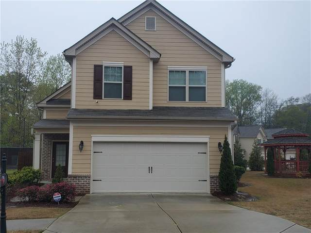 2557 Oakleaf Ridge, Lithonia, GA 30058 (MLS #6701139) :: MyKB Partners, A Real Estate Knowledge Base