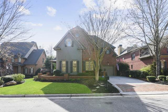 1526 Mossvale Court NW, Kennesaw, GA 30152 (MLS #6701140) :: Path & Post Real Estate