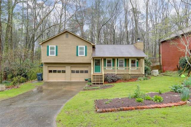 6020 Sumit Wood Drive NW, Kennesaw, GA 30152 (MLS #6701162) :: Path & Post Real Estate