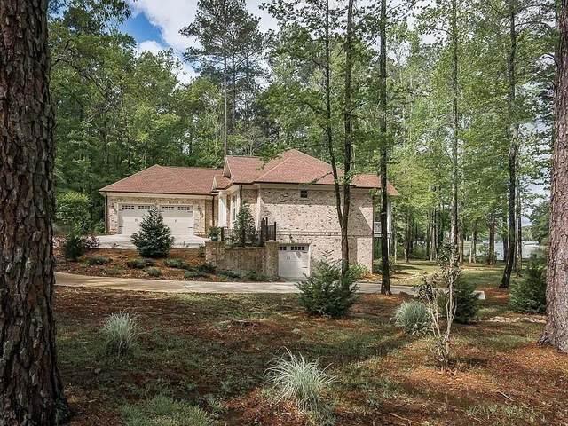 1261 Snug Harbor Drive, Greensboro, GA 30642 (MLS #6701219) :: Rich Spaulding