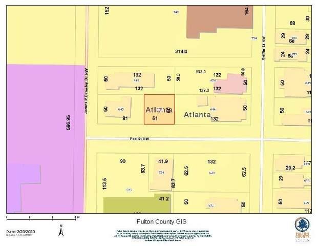 755 Fox Street NW, Atlanta, GA 30318 (MLS #6701229) :: North Atlanta Home Team