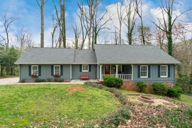 570 Village Green Court SW, Lilburn, GA 30047 (MLS #6701236) :: Path & Post Real Estate