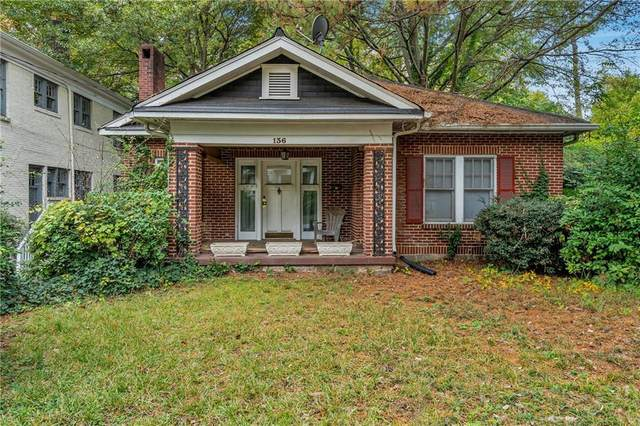 136 Terrace Drive NE, Atlanta, GA 30305 (MLS #6701249) :: Kennesaw Life Real Estate