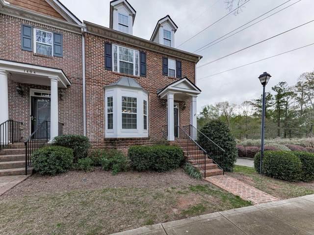 1402 Ferocity Ridge Way #1402, Kennesaw, GA 30152 (MLS #6701256) :: Kennesaw Life Real Estate