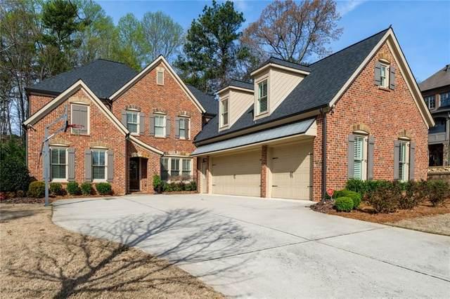 1365 Kilmarnock Point NW, Kennesaw, GA 30152 (MLS #6701279) :: Path & Post Real Estate