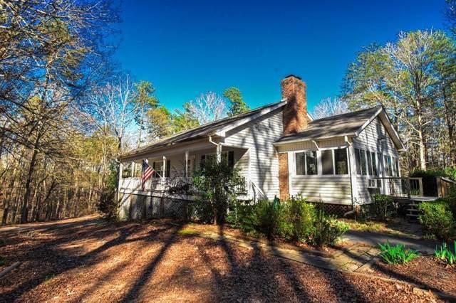 429 Buckhorn Tavern Road, Dahlonega, GA 30533 (MLS #6701291) :: North Atlanta Home Team
