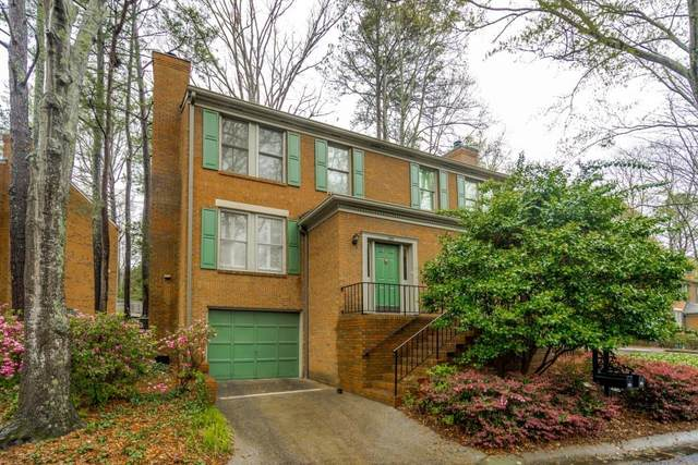 1135 Morningside Place NE #1135, Atlanta, GA 30306 (MLS #6701295) :: Dillard and Company Realty Group