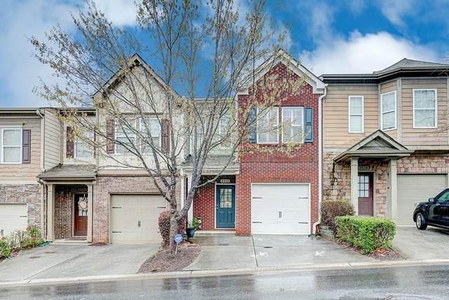 3912 Cyrus Crest Circle NW, Kennesaw, GA 30152 (MLS #6701303) :: Kennesaw Life Real Estate