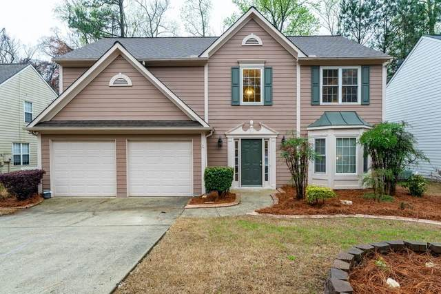 4283 Monticello Way NW, Kennesaw, GA 30144 (MLS #6701306) :: Path & Post Real Estate