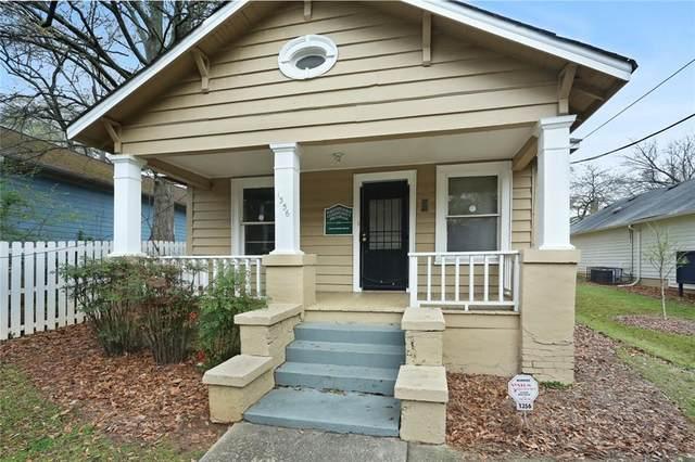 1356 Wylie Street SE, Atlanta, GA 30317 (MLS #6701311) :: RE/MAX Prestige