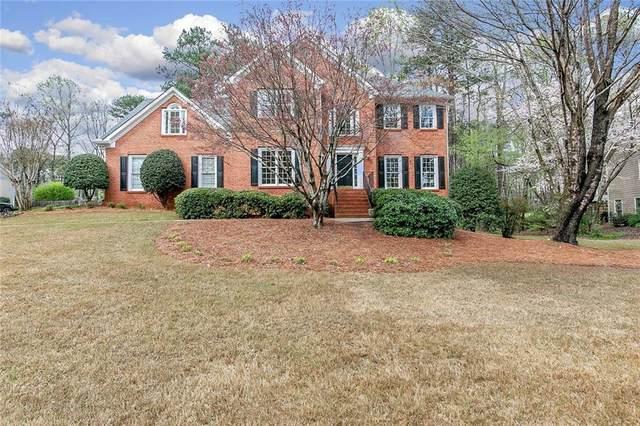 1666 Stoddard Circle NW, Kennesaw, GA 30152 (MLS #6701328) :: Charlie Ballard Real Estate