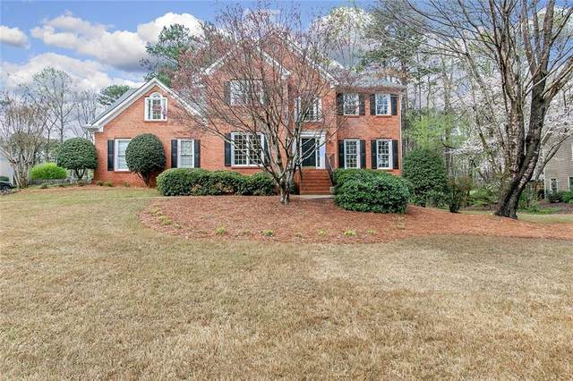 1666 Stoddard Circle NW, Kennesaw, GA 30152 (MLS #6701328) :: Path & Post Real Estate