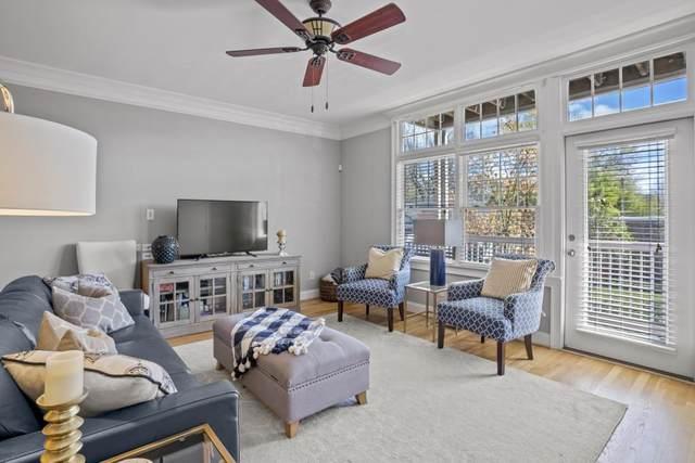 1258 Dekalb Avenue NE #138, Atlanta, GA 30307 (MLS #6701346) :: Dillard and Company Realty Group
