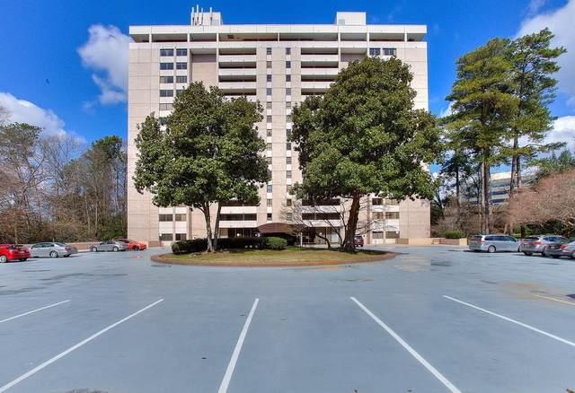 3530 Piedmont Road NE 1F, Atlanta, GA 30305 (MLS #6701363) :: RE/MAX Paramount Properties
