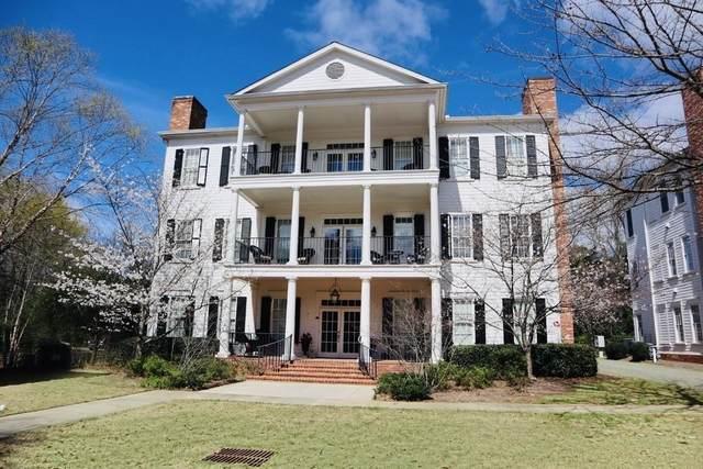 100 Ansonborough Lane #704, Athens, GA 30605 (MLS #6701365) :: Rich Spaulding