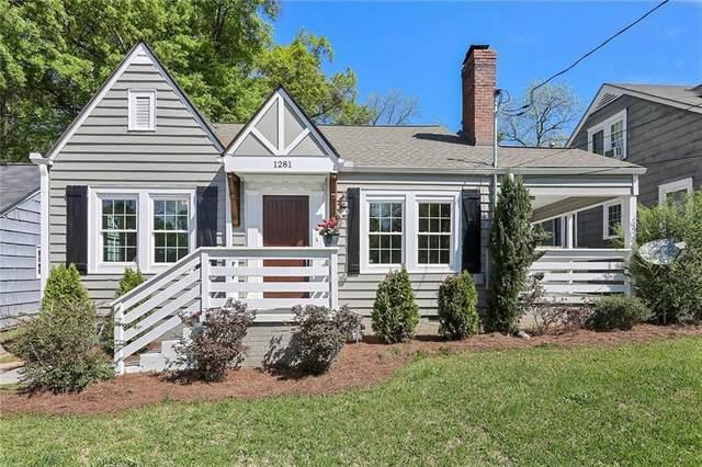 1281 Winburn Drive, Atlanta, GA 30344 (MLS #6701369) :: MyKB Partners, A Real Estate Knowledge Base