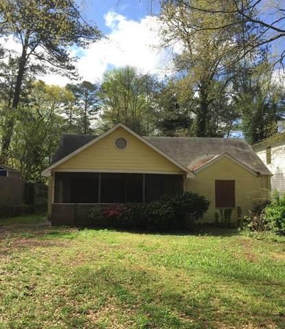 2553 Creekwood Terrace, Decatur, GA 30030 (MLS #6701389) :: The Heyl Group at Keller Williams