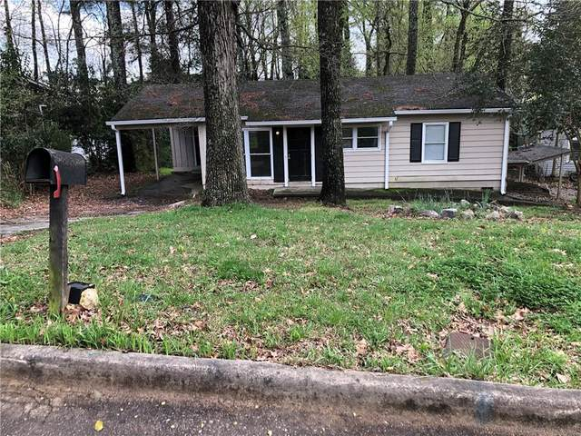 883 Kennesaw Place, Forest Park, GA 30297 (MLS #6701417) :: The Zac Team @ RE/MAX Metro Atlanta