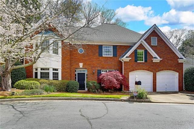 4117 Paran Pointe Drive NW, Atlanta, GA 30327 (MLS #6701424) :: Kennesaw Life Real Estate