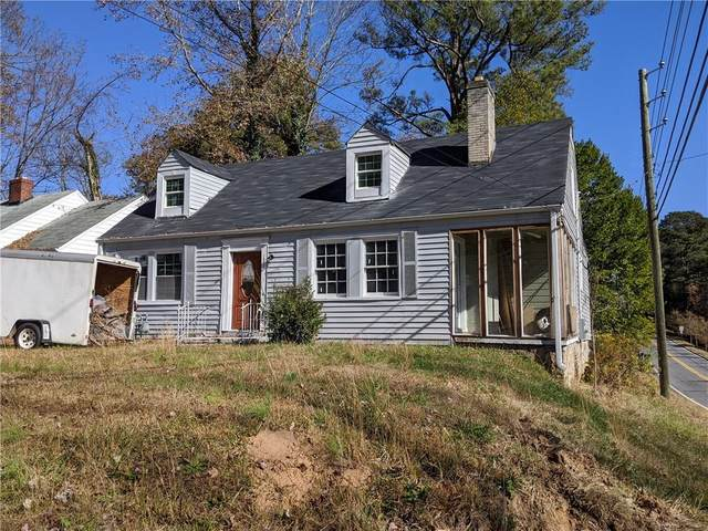 1932 S Gordon Street SW, Atlanta, GA 30310 (MLS #6701462) :: RE/MAX Paramount Properties