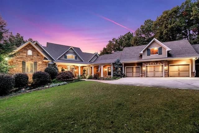 605 Rome Beauty Lane, Clarkesville, GA 30523 (MLS #6701488) :: North Atlanta Home Team
