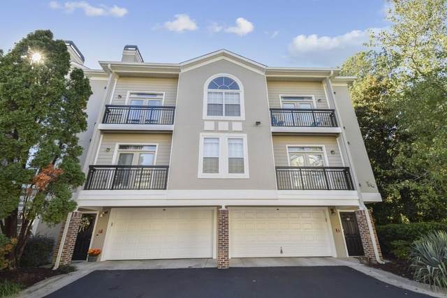4250 River Green Drive NW #412, Atlanta, GA 30327 (MLS #6701518) :: Path & Post Real Estate