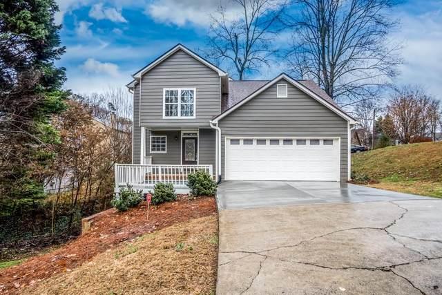 4220 Abington Walk NW, Kennesaw, GA 30144 (MLS #6701526) :: Path & Post Real Estate