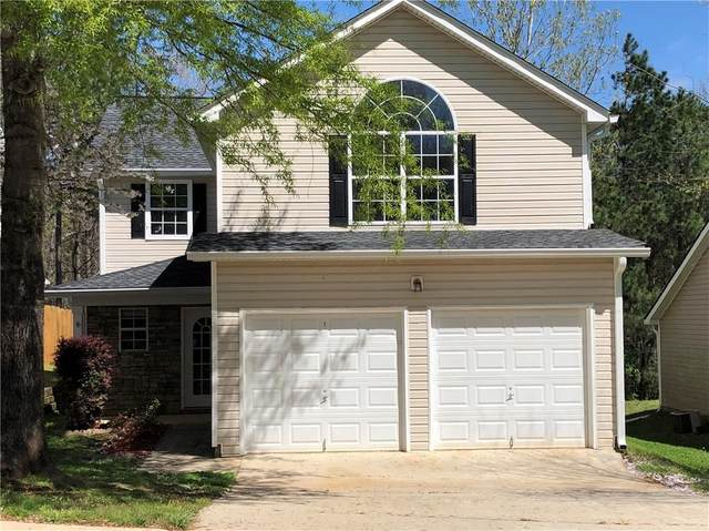 2824 Warhorse Place, Douglasville, GA 30135 (MLS #6701555) :: MyKB Partners, A Real Estate Knowledge Base
