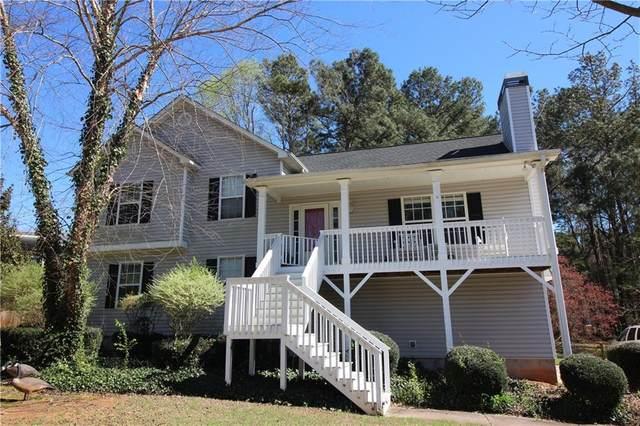 6353 Autumn View Point NW, Acworth, GA 30101 (MLS #6701600) :: Path & Post Real Estate