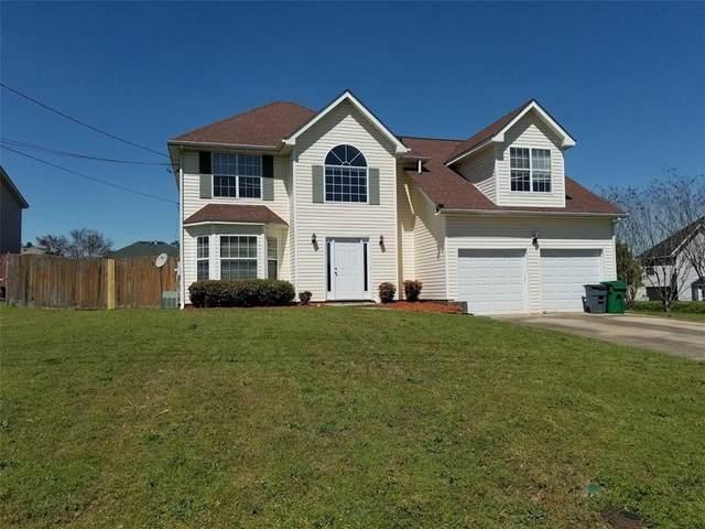 2324 Bankside Circle, Decatur, GA 30035 (MLS #6701617) :: North Atlanta Home Team