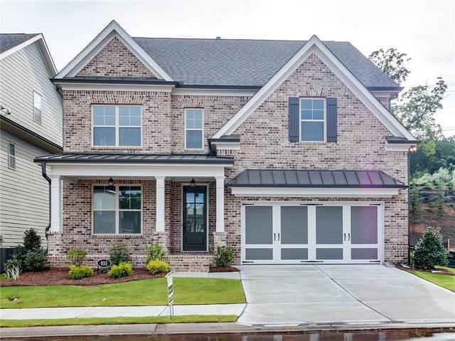 805 Hargrove Point Way, Alpharetta, GA 30040 (MLS #6701625) :: North Atlanta Home Team